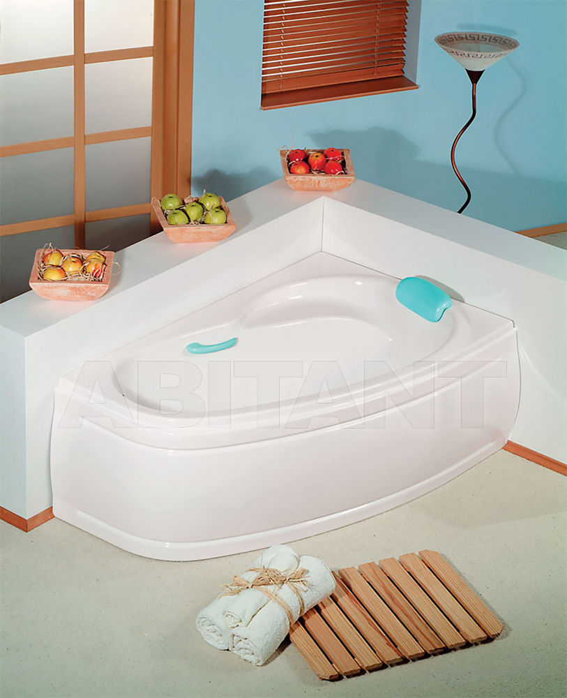 Купить Акриловая ванна ALPEN Naos 170 L Alpen a08111