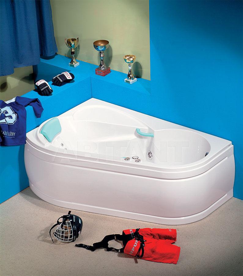 Купить Акриловая ванна ALPEN Xcenta 170 L Alpen xcental