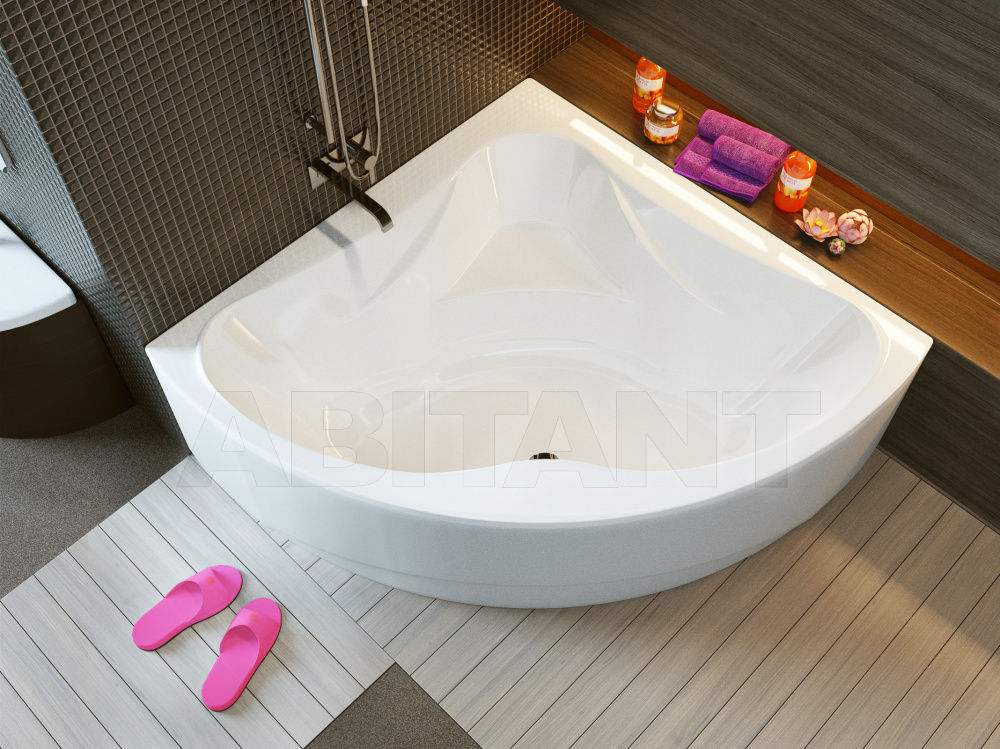 Купить Акриловая ванна ALPEN Rumina 135 Alpen AVY0053