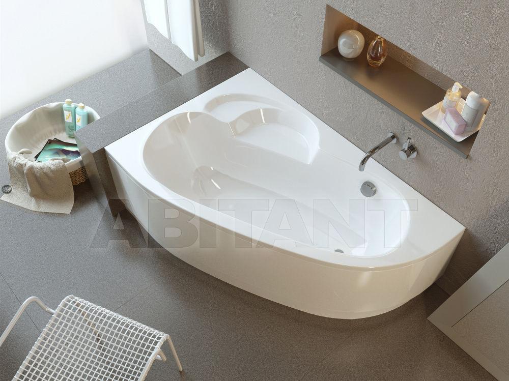 Купить Акриловая ванна ALPEN Terra 150 L Alpen AVA0041