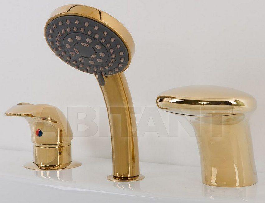 Купить Каскадный смеситель ALPEN Cobra золото Alpen AS1204G
