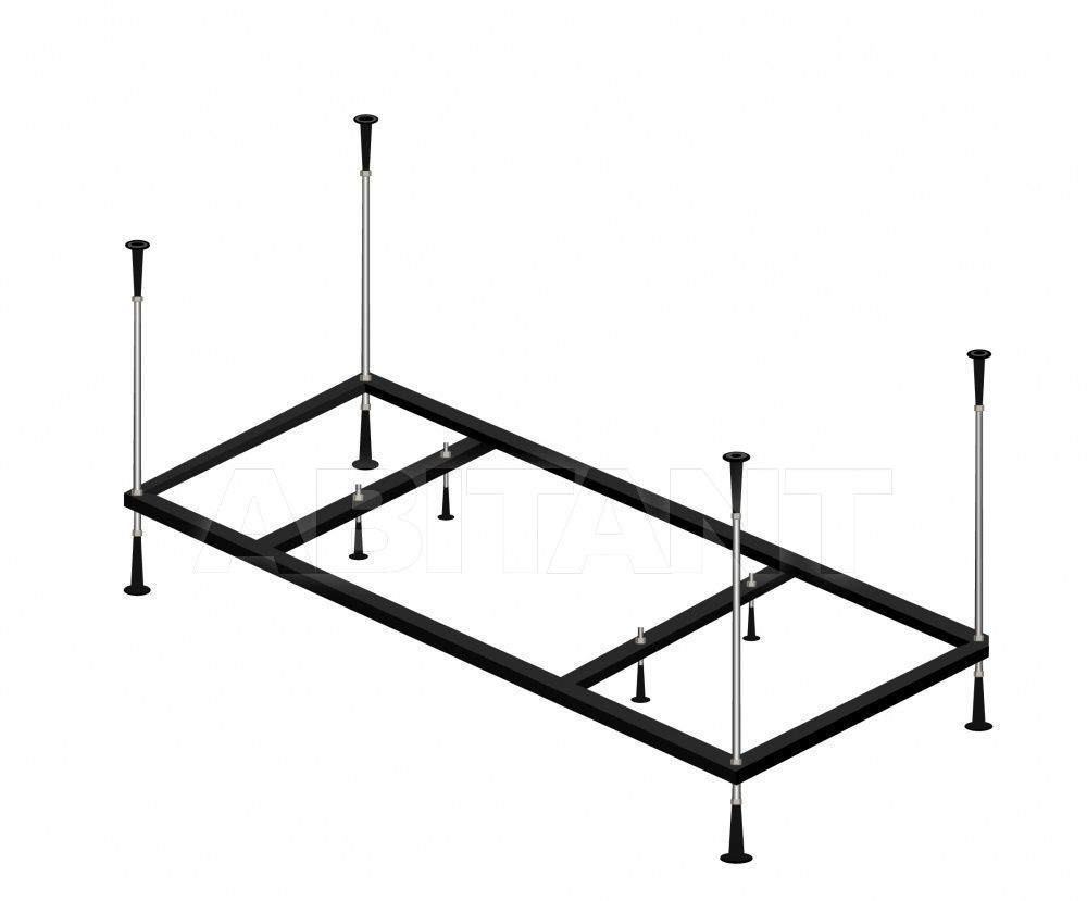 Купить Каркас металлический для ванны 190x80 KMP19080
