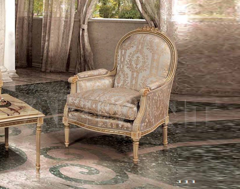 Купить Кресло Bazzi Interiors Stella D'oriente 250 Poltrona