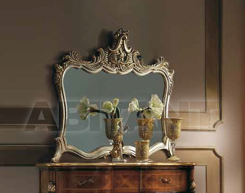 Купить Зеркало настенное Tarocco Vaccari Group Luigi Xxi 0227S
