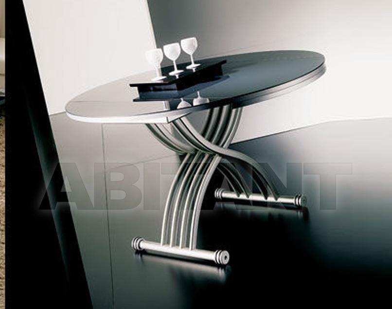Купить Стол обеденный Ozzio Design/Pozzoli Group srl 2011 T093 RONDO