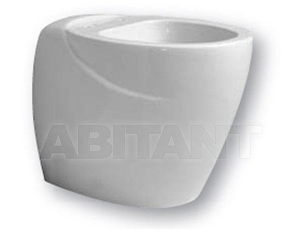 Купить Унитаз напольный Ponte Giulio Sanitaryware & Taps B43CBCW101