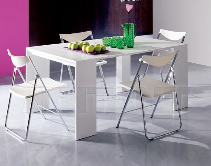 Купить Стол обеденный Ozzio Design/Pozzoli Group srl 2011 T035 GOLIA