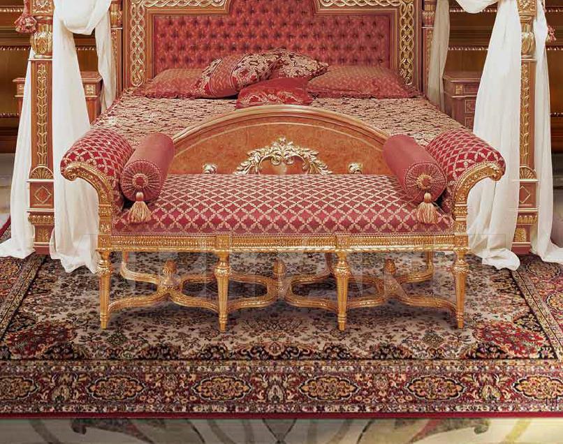 Купить Оттоманка Bazzi Interiors Versailles 1006 Panchetta