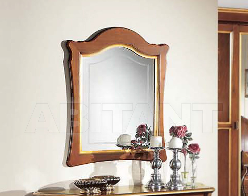 Купить Зеркало настенное Tarocco Vaccari Group Luxury A971