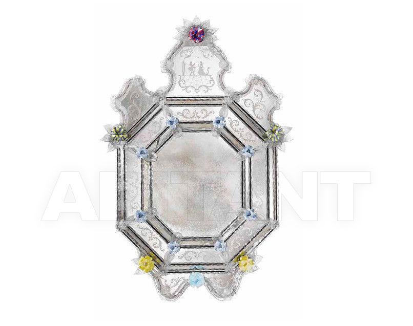 Купить Зеркало настенное Arte Veneziana White Catalogue 050