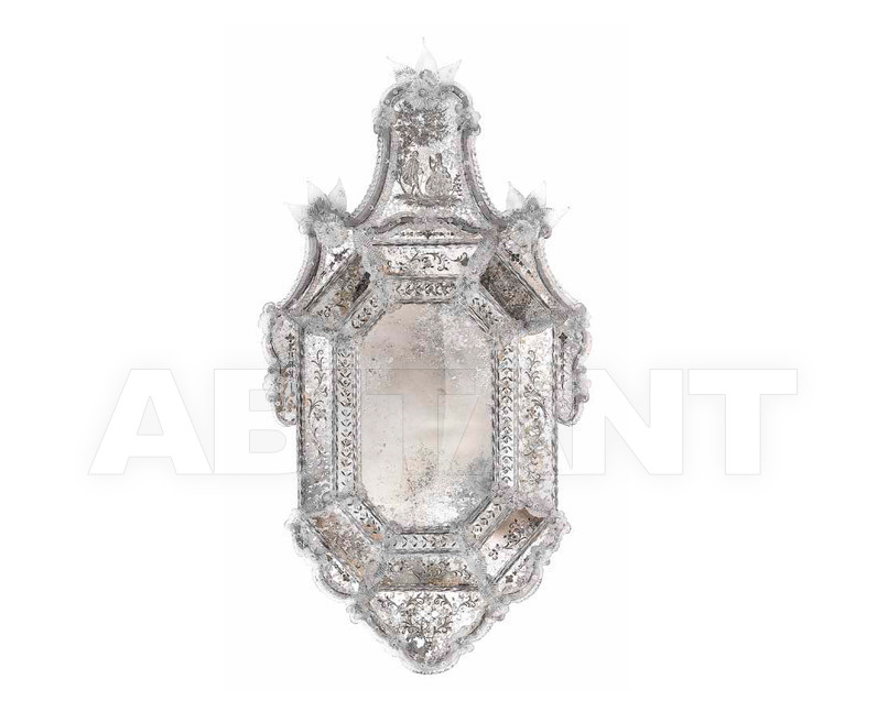 Купить Зеркало настенное Arte Veneziana White Catalogue 051