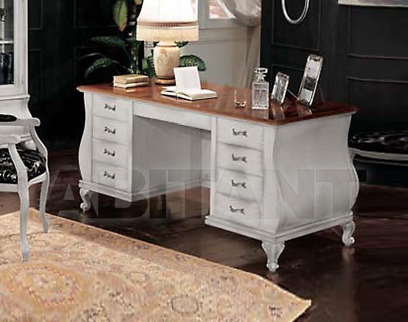 Купить Стол письменный Tarocco Vaccari Group Luxury T532 White