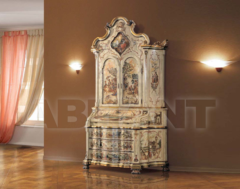 Купить Секретер Tarocco Vaccari Group Luxury 136/B