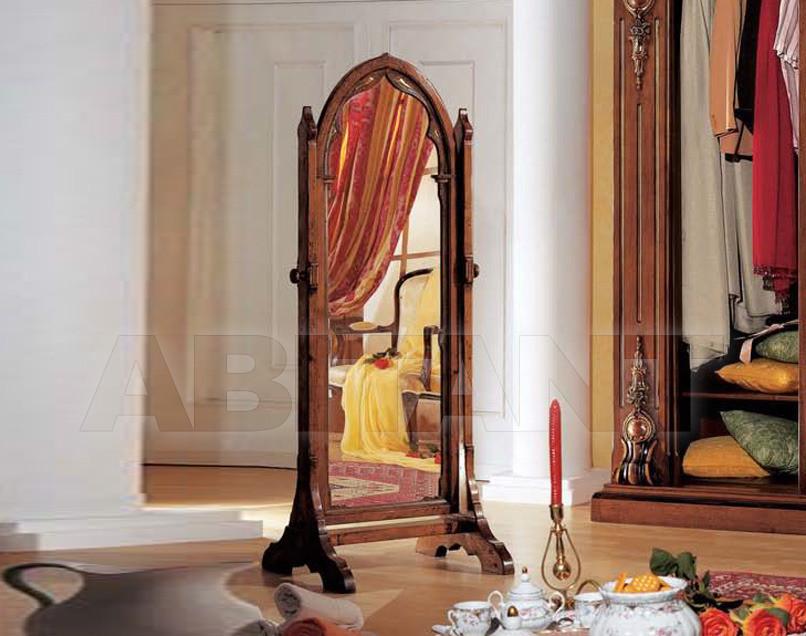 Купить Зеркало напольное Tarocco Vaccari Group Luxury Z029 noce