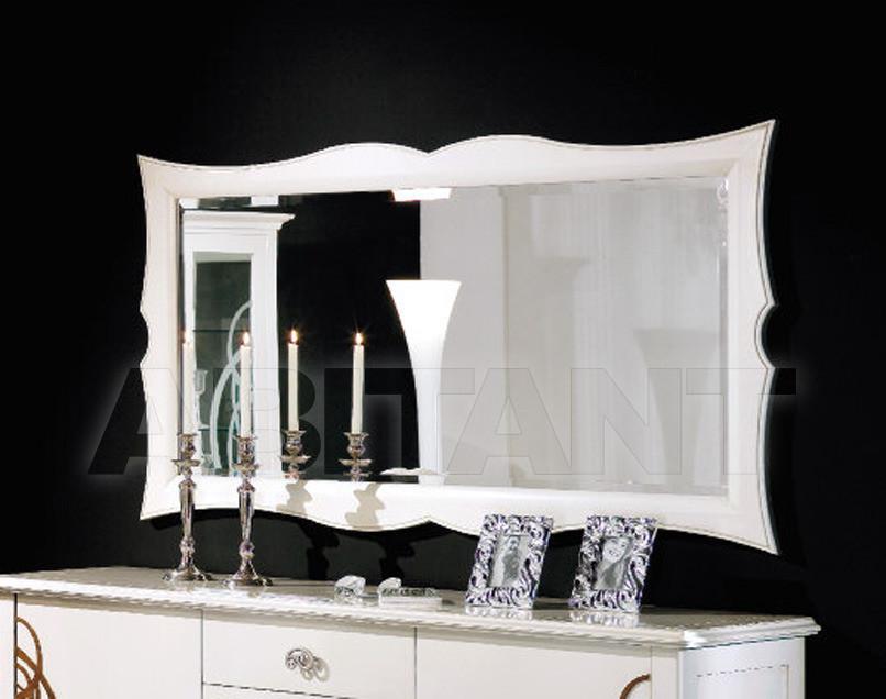 Купить Зеркало настенное Tarocco Vaccari Group Night & Day 14951/LB