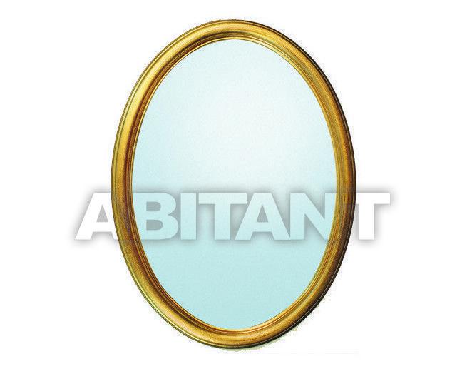 Купить Зеркало настенное Tarocco Vaccari Group Specchiere OVALE GOLD