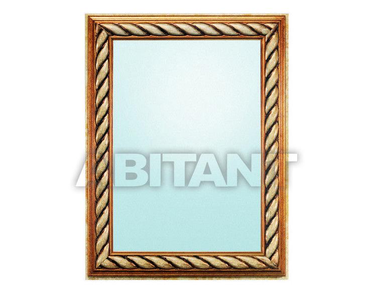 Купить Зеркало настенное Tarocco Vaccari Group Specchiere TRECCIA AVORIO