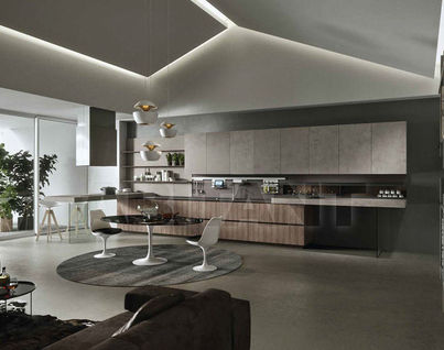 Современные кухни Arrital Cucine spa, современные кухни: фото, заказ ...