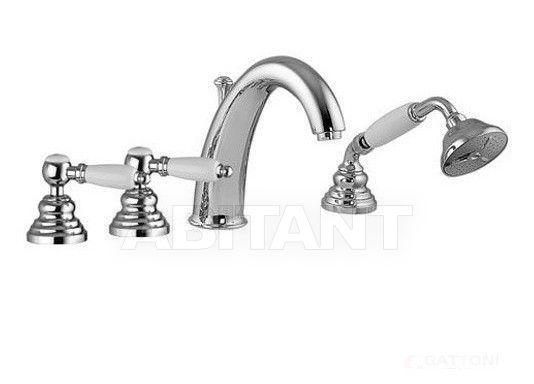 Купить Смеситель для ванны Gattoni Bagno 13400