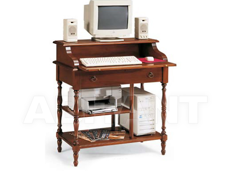 Купить Стол компьютерный Tarocco Vaccari Group White 3173