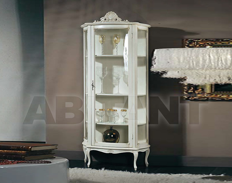 Купить Витрина Tarocco Vaccari Group White 894/LBA