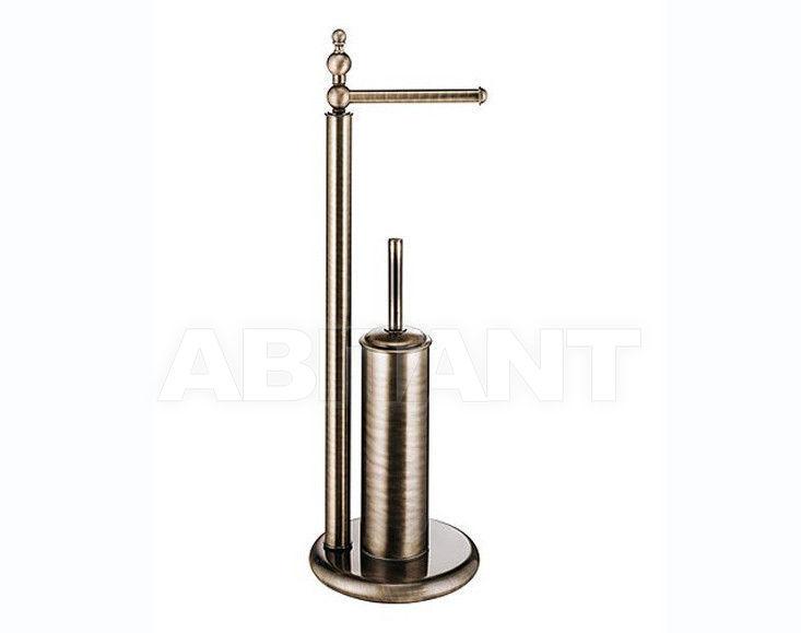 Купить Держатель для туалетной щетки Carbonari 2007 ELEONORASC anitique brass