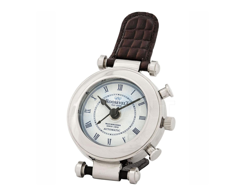 Купить Часы настольные Roosevelt Eichholtz  Accessories 106605