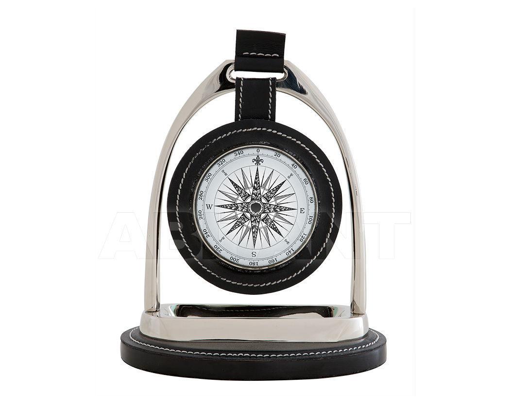 Купить Часы настольные Bailey Equestrian Eichholtz  Accessories 107024 back