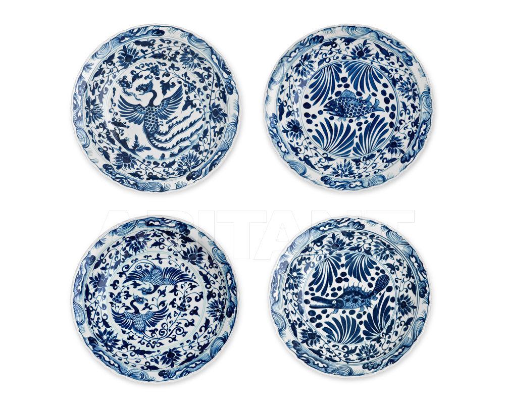 Купить Посуда декоративная Wall Charger Eichholtz  Mirrors And Prints 108278