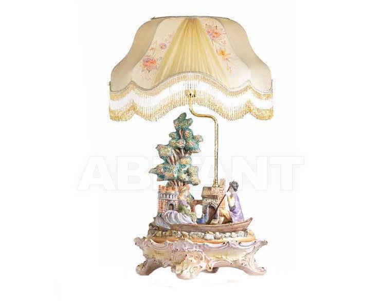 Купить Лампа настольная Ceramiche Lorenzon  Gruppi L.652/COL