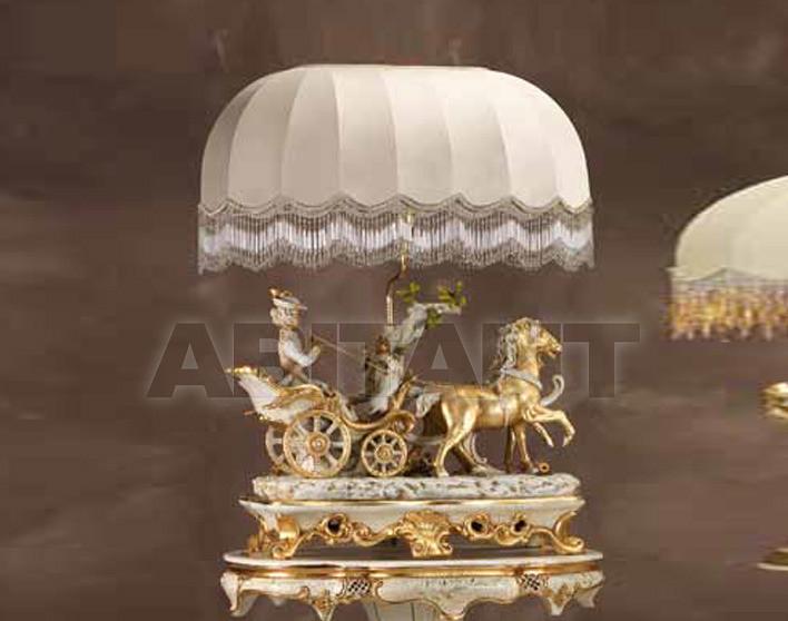 Купить Лампа настольная Ceramiche Lorenzon  Gruppi L.248/F.VL
