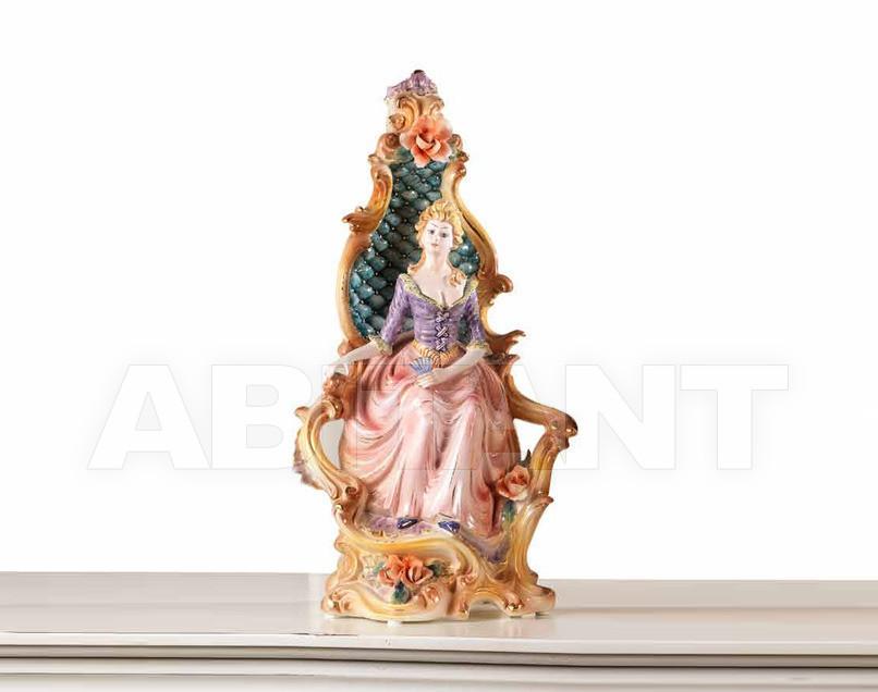 Купить Статуэтка Ceramiche Lorenzon  Gruppi L.660/D/CO