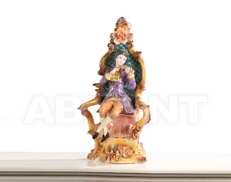 Купить Статуэтка Ceramiche Lorenzon  Gruppi L.660/U/CO
