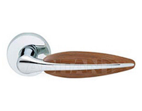 Купить Дверная ручка Mandelli Maniglia 3111/SB 26/TEA