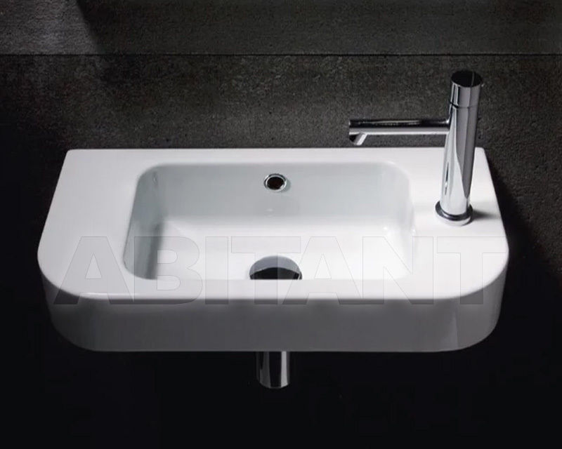 Купить Раковина подвесная M 55x28 GSI Ceramica Traccia 694711