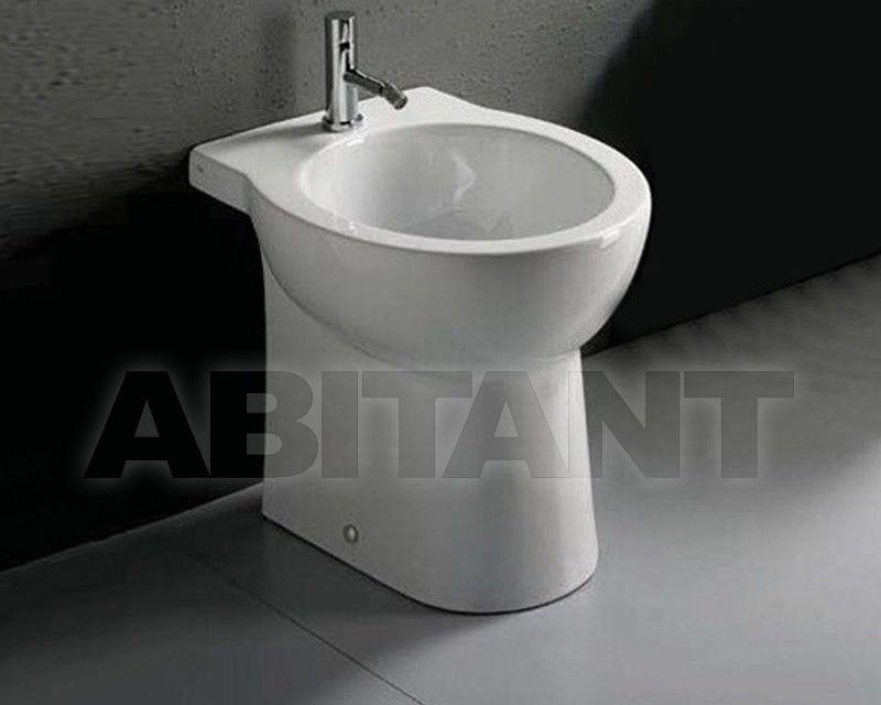 Купить Биде напольное BASIC GSI Ceramica Panorama 666911