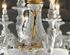 Люстра Ceramiche Lorenzon  Luce LL.10/BO/12F Классический / Исторический / Английский