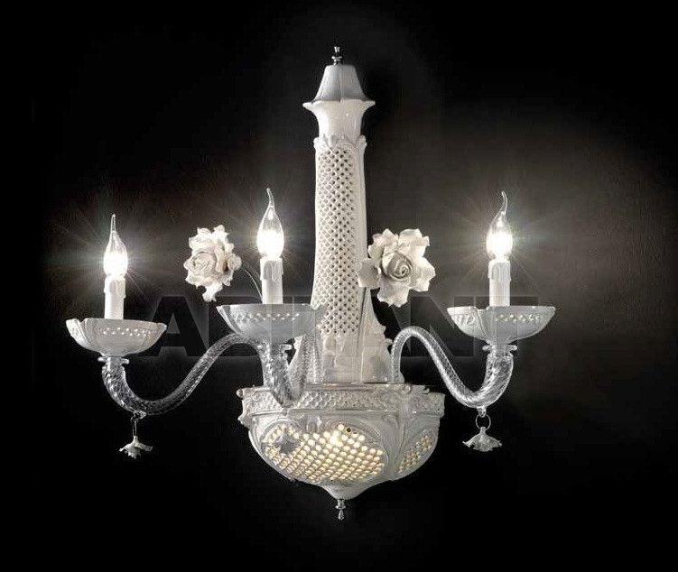 Купить Светильник настенный Ceramiche Lorenzon  Luce LA.10/B/VMF/3F