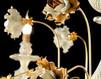 Люстра Ceramiche Lorenzon  Luce LL.13/AVO/F/6+3F Классический / Исторический / Английский