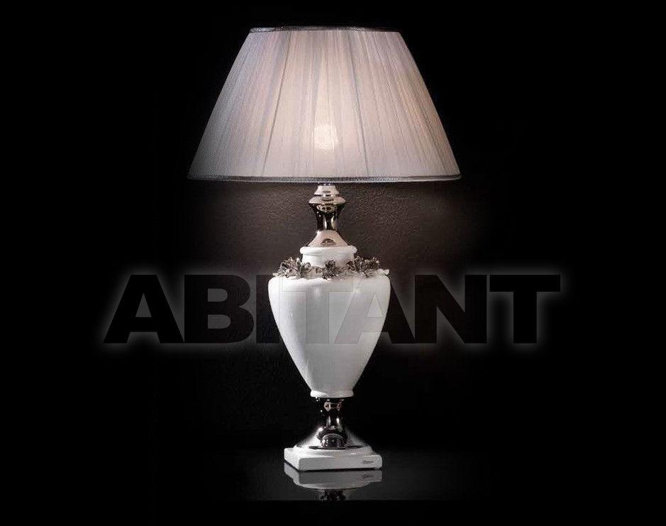 Купить Лампа настольная Ceramiche Lorenzon  Luce L.548/R/BPL