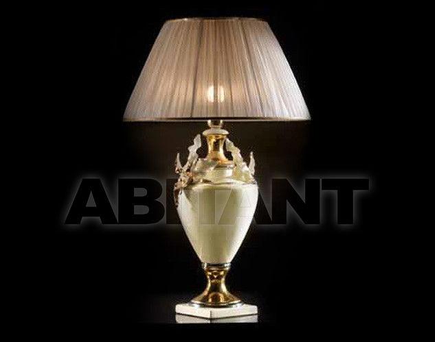 Купить Лампа настольная Ceramiche Lorenzon  Luce L.548/OR/AVOPL