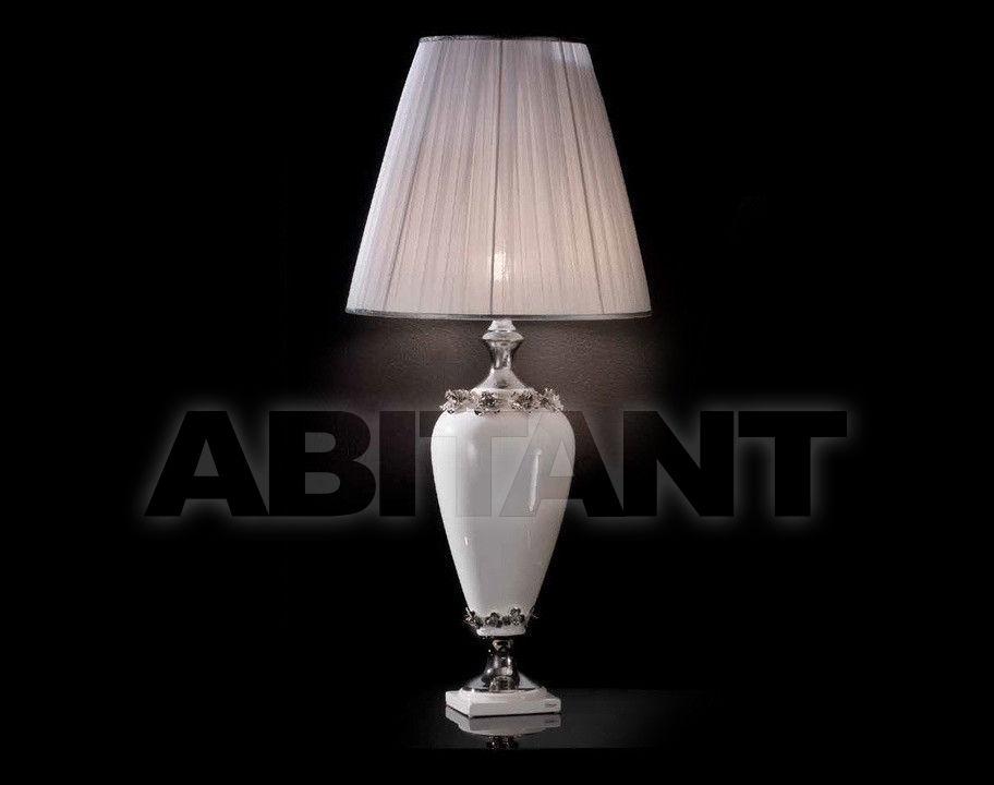 Купить Лампа настольная Ceramiche Lorenzon  Luce L.553/R/BPL