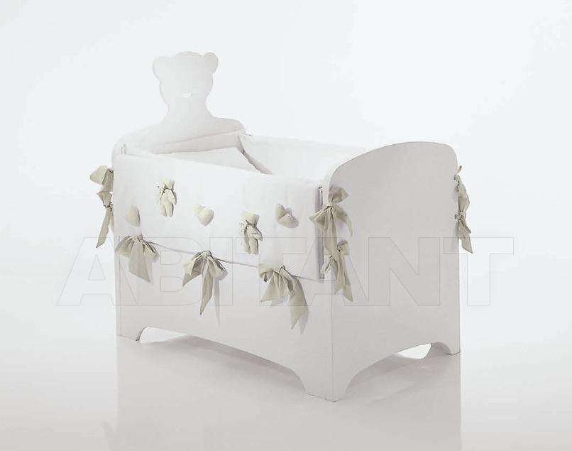 Купить Кроватка Cyrus Company Anteprima B123G1