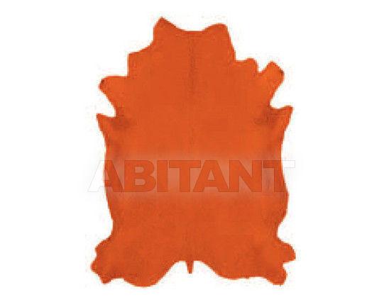 Купить Шкура Tisca Italia s.r.l. Aubusson cow 400 12 arancio