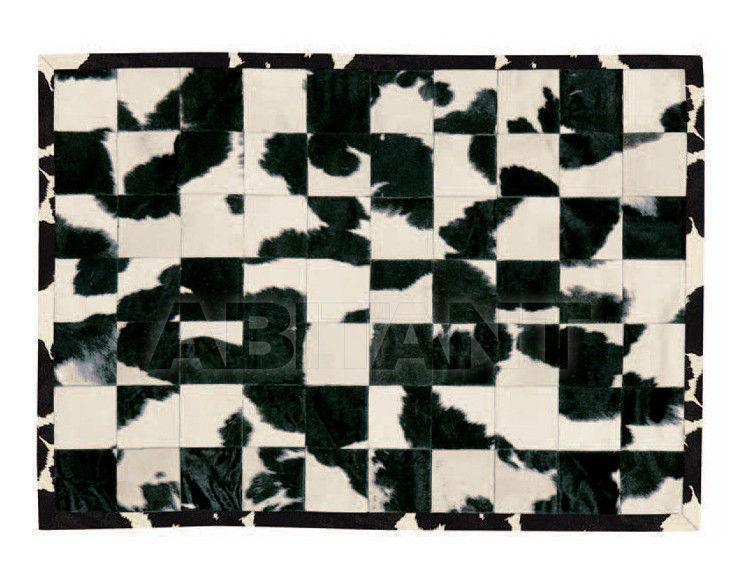Купить Ковер из шкуры Tisca Italia s.r.l. Aubusson Eldorado 101 b/nero