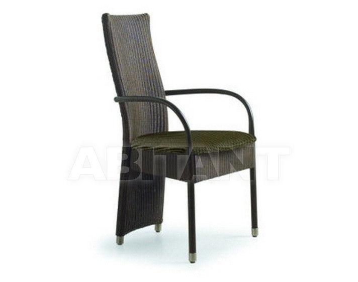 Купить Стул с подлокотниками STAR LUNGA Loom Italia by Serramenti Granzotto   Giorno AC14LS LOOM SEAT