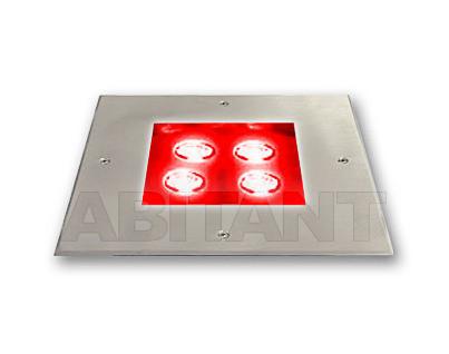 Купить Фасадный светильник Ghidini Lighting s.r.l. Incassi Suolo 5323.P3E.T.02