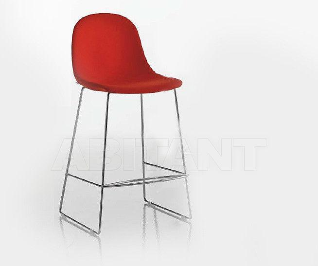 Купить Барный стул Chairs&More Euro GOTHAM/SL-SG 65 red