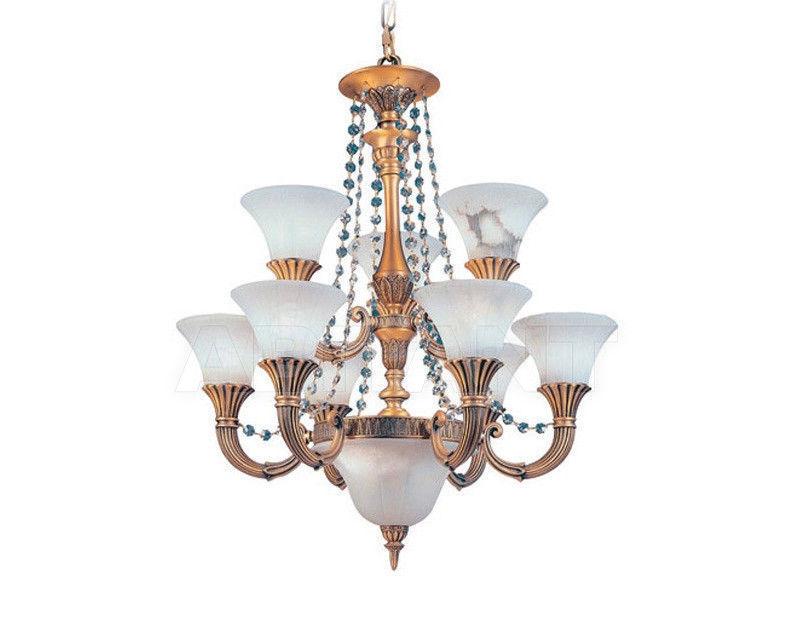 Купить Люстра Leds-C4 Alabaster 20-0329-G8-55