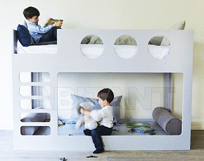 Кровать детская Double Anna Baby Room 2012 DOU/1L
